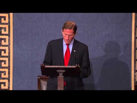 Senator Blumenthal Stands with Planned Parenthood