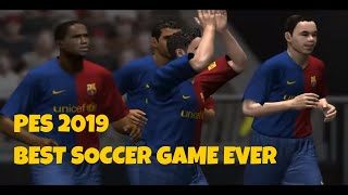 PES 2009 PC VERSION - BEST SOCCER GAME EVER!