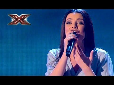 Елена Зуева – Тина Кароль – Сдаться ты всегда успеешь – Х-Фактор 8. Первый прямой эфир