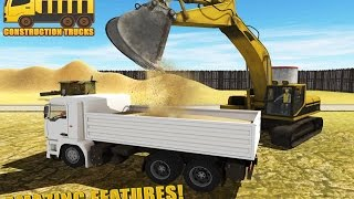 City Builder Construction Truck Simulator - [iOS/Android Gameplay]