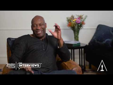 "John Singleton on writing the screenplay for ""Boyz n the Hood"" - TelevisionAcademy.com/Interviews"