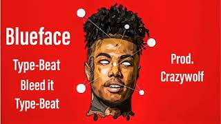 [FREE] Blueface/Bleed it Type-Beat - CrypTonite | (Prod. Crazywolf)