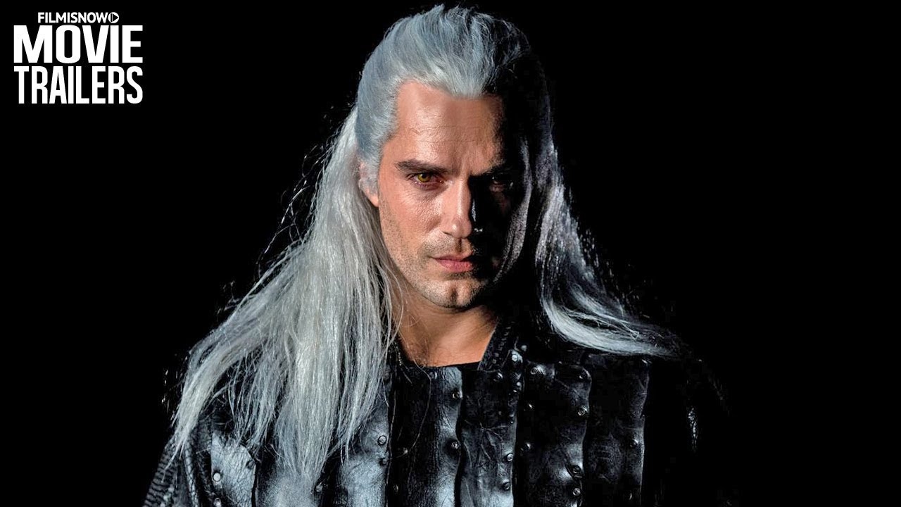 The Witcher Henry Cavill
