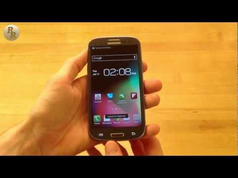 Samsung Galaxy S3 Review (S III) - Verizon 4G LTE