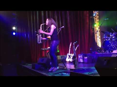 Vanessa Collier at the Mauch Chunk Opera House in Jim Thorpe, PA
