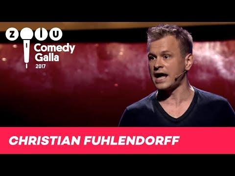 ZULU Comedy Galla 2017 - Christian Fuhlendorff