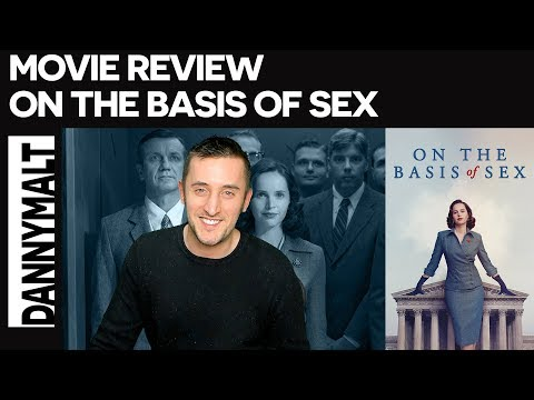 On The Basis Of Sex (2018) - Movie Review