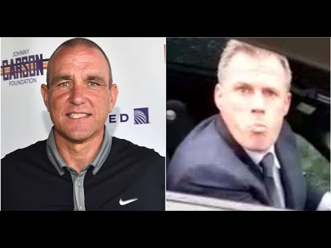 Vinnie Jones has now had his say about the Jamie Carragher spitting incident