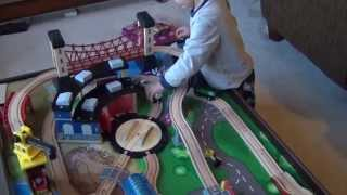 Imaginarium Train Table And Train Set For Kids