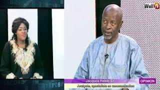 Opinion du 26 mai 2018 avec Jacques Habib SY (Analyste, Spécialiste en communication)
