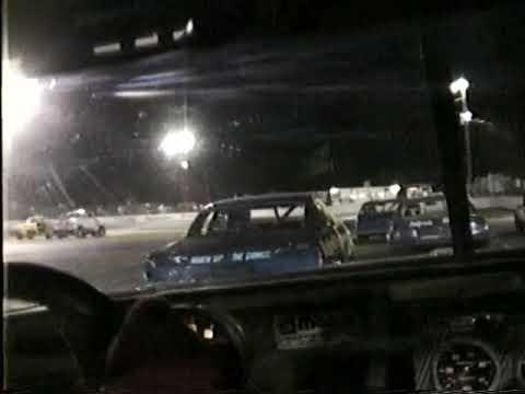 Kern County Raceway - 24 August 1996 - Daredevil Stocks