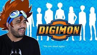 A INCRÍVEL VOLTA DE DIGIMON