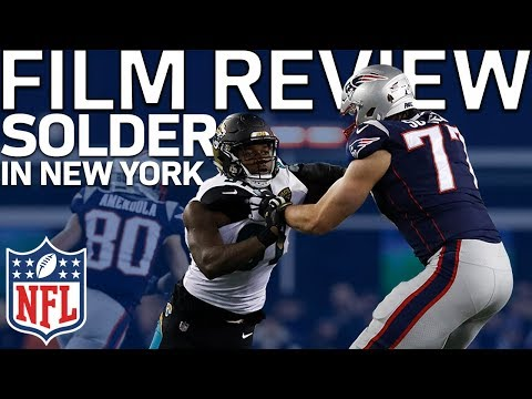 Why Nate Solder is Worth the Huge Contract | Film Review | NFL Network