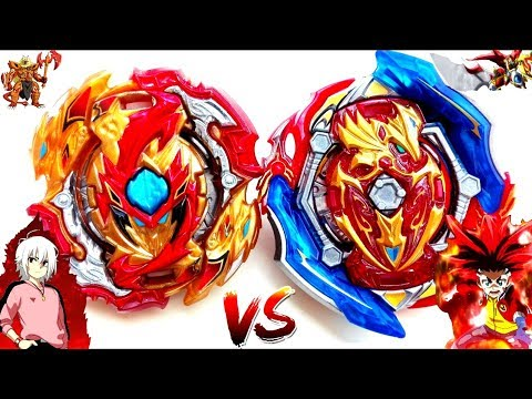 MASTERS: Union Achilles Cn.Xt+烈 Vs Lord Spriggan Bl.Dm'-Aiger Vs Shu-Beyblade Burst GT Battle!話0