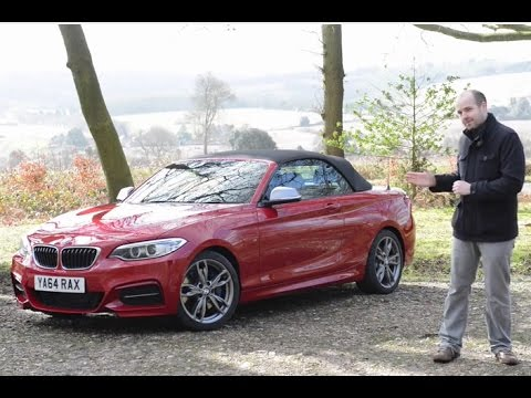 Bmw M235i Convertible 2017 Review Telegraph Cars