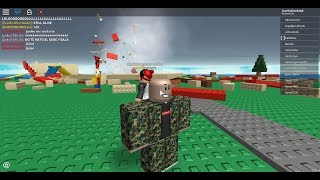 OMG MY HEAD BEEN CUT OFF! (Natural Disaster ROBLOX)