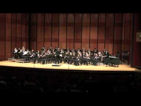 TWHS Wind Ensemble- Trittico, Movement 3