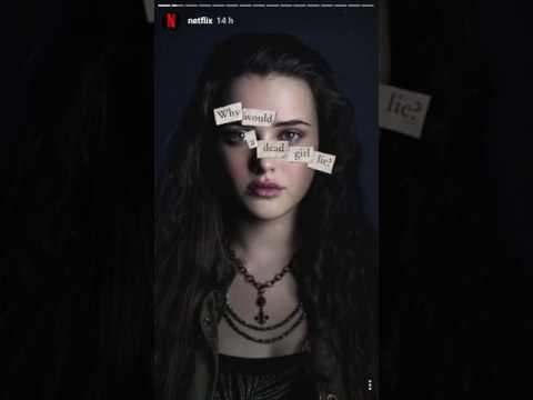 Netflix on Instagram Stories 250217