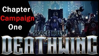 Space Hulk Deathwing Gameplay | CHAPTER ONE - 1 | Campaign | lets play | kampagne | german deutsch