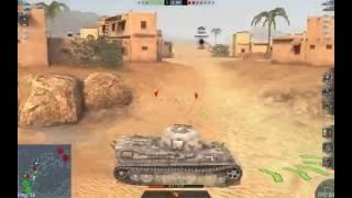 World of Tanks Blitz (Win 10): Lowe (Part 4)