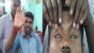Very Interesting Raja Master Eye Massage Asmr Relax And Sleep