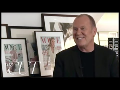 Exclusive Interview with Michael Kors