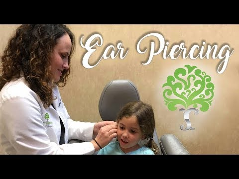 Ear Piercing  | Kentucky Dermatology & Cosmetic Specialists