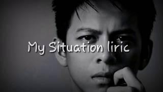 Noah - My situation liric + arti