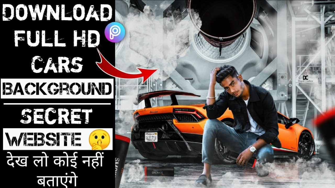 How To Download Full Hd Cars Backgrounds For Editing Picsart Smoke Car Editing Tutorial In Mobile Youtube ❤ get the best hd car backgrounds on wallpaperset. how to download full hd cars backgrounds for editing picsart smoke car editing tutorial in mobile