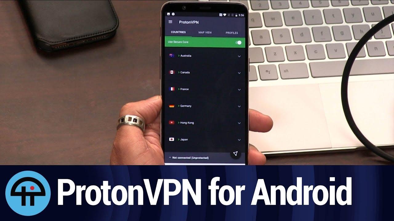 Protonvpn android tv