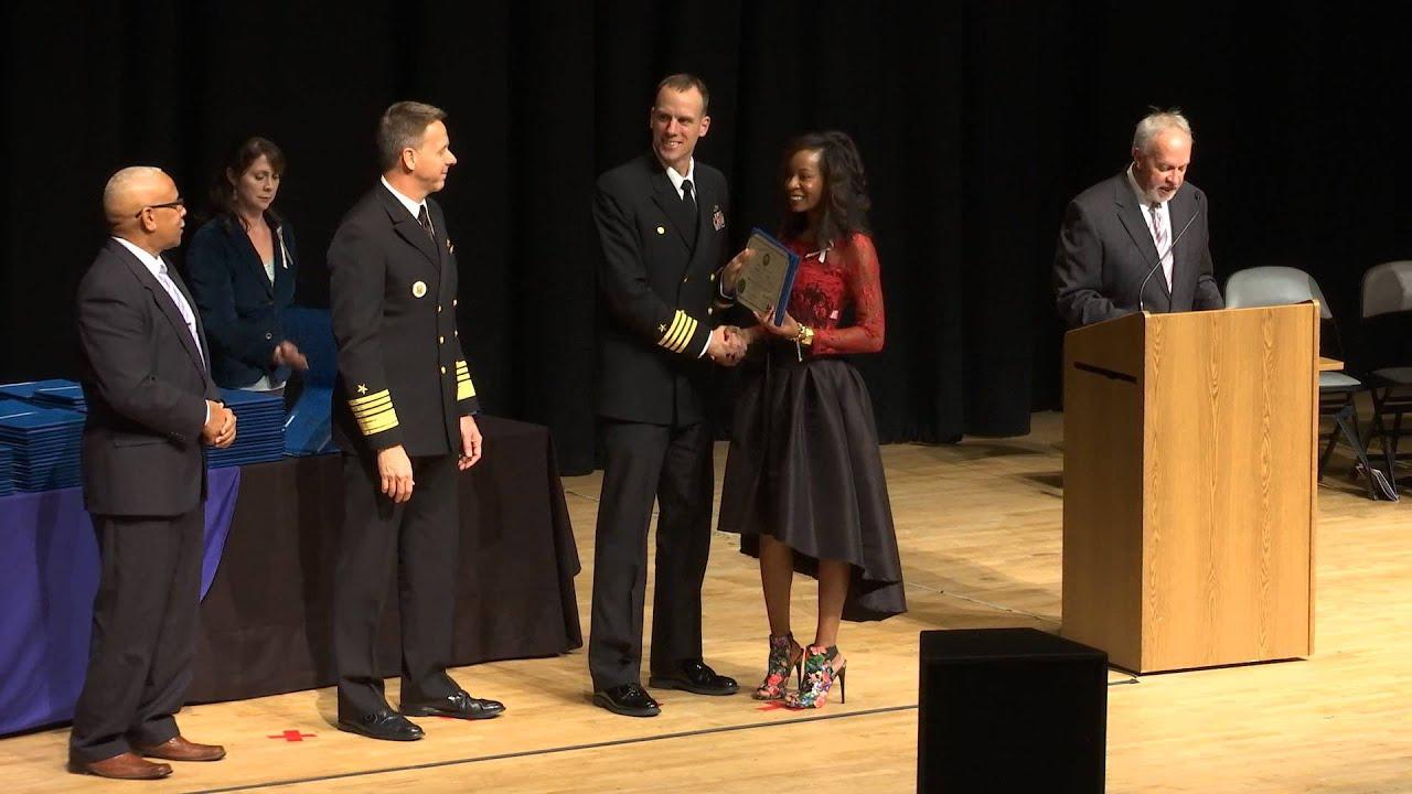 Highlights - 2015 Norfolk Naval Shipyard Apprentice Graduation and Awards  Ceremony