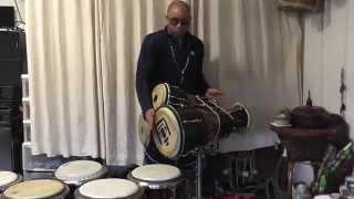 Erick Barberia Bata, conga Rumba clases Compilation