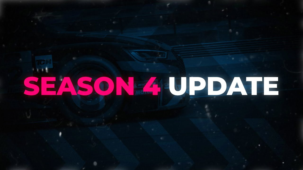 iRacing Update: New Cars, New Tyre Model, Beta Damage and