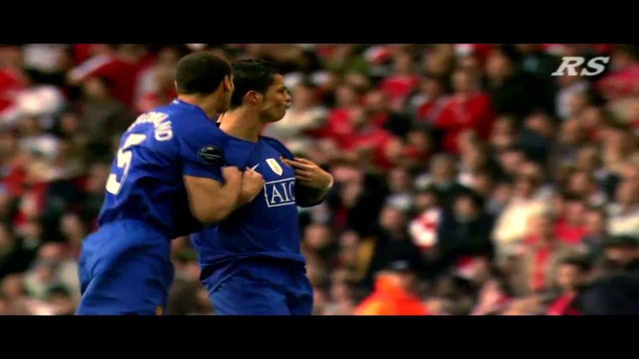 Cristiano Ronaldo - Manchester United - Skills   Goals - YouTube f63639e78bdb8