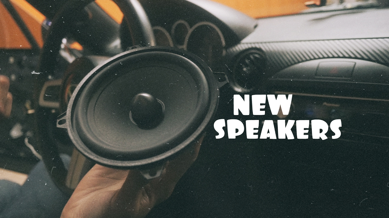 2008 NC Miata Speakers Install & 2008 NC Miata Speakers Install - YouTube
