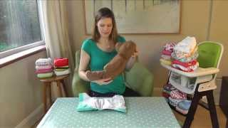 Cloth Nappies / Diapers - An Introduction