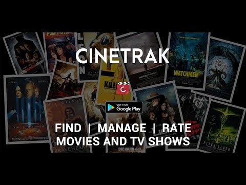 CineTrak: Your Movie and TV Show Diary - Apps on Google
