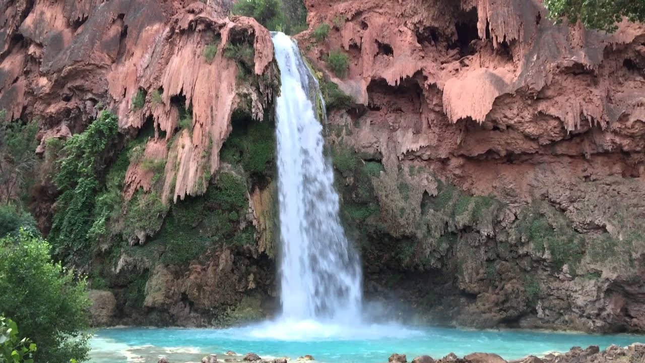 canyon arizona falls grand Havasu
