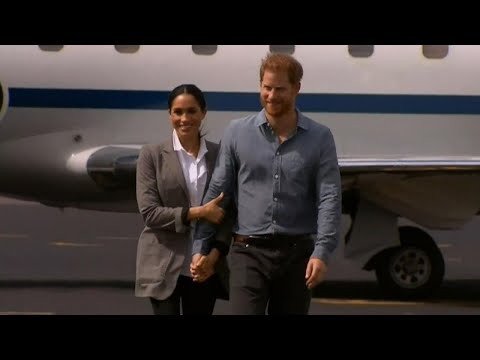 Meghan Markle and Prince Harry Planning to Travel to the U.S.