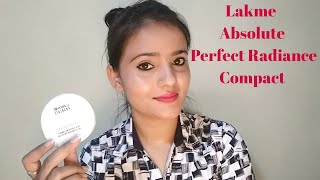 Lakme Absolute Perfect Radiance Compact l QuickReview l Anjali Singh