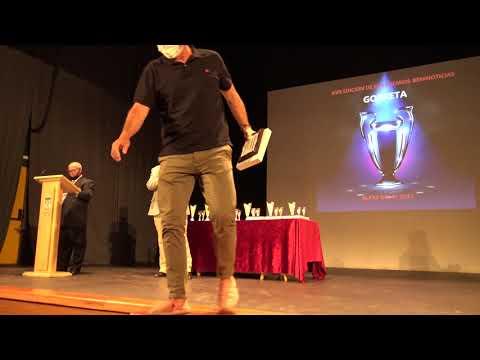 """Ya puede ver (con buen sonido) La Gala del Deporte """"Premios Beninoticias"""" celebrada en Alfaz del Pi"""