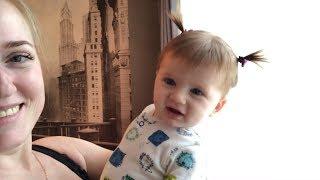 Эмили 6 месяцев . Развитие ребенка в 6 месяцев. Что умеет малыш в 6 месяцев?