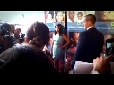 Selena Gomez At The Alliance For Childrens' Rights Event 06/13/12