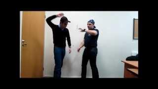 Простые и эффективные приемы самообороны (часть 3)(Еще видео про самооборону: https://www.youtube.com/watch?v=zbYb4hu2PuQ И второе видео про самооборону: ..., 2013-01-25T09:20:08.000Z)