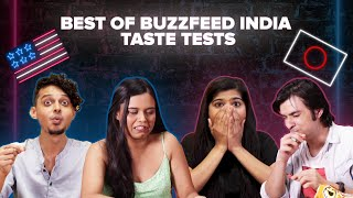 Best Of BuzzFeed India Taste Tests