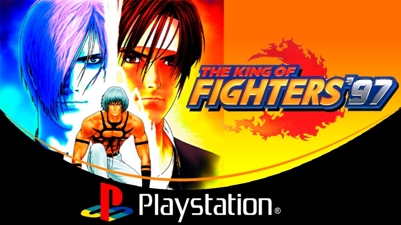 The King Of Fighters 97 Playstation