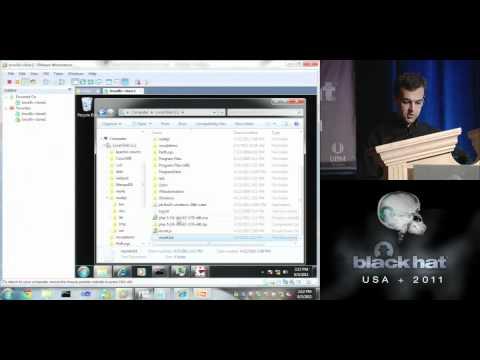 BlackHat 2011 - Server-Side Javascript Injection, Attacking and Defending NOSQL and NODE.JS