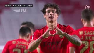 Goal   Golo Darwin: Benfica (2)-0 Belenenses (Liga 20/21 #5)