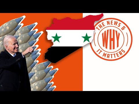 Biden BOMBS Syria, Takes Cover from Bipartisan HELLFIRE | The News & Why It Matters | Ep 725