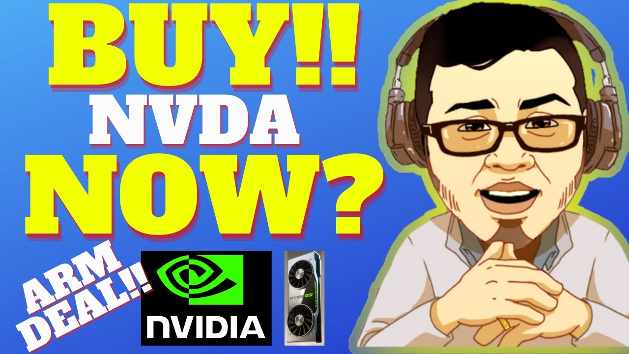NVIDIA Stock Is Cheap and Arm Is a Big Deal